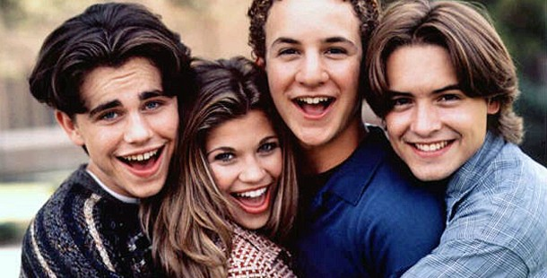"Boy Meets World, Season 1 Episode 1, ""Pilot"""