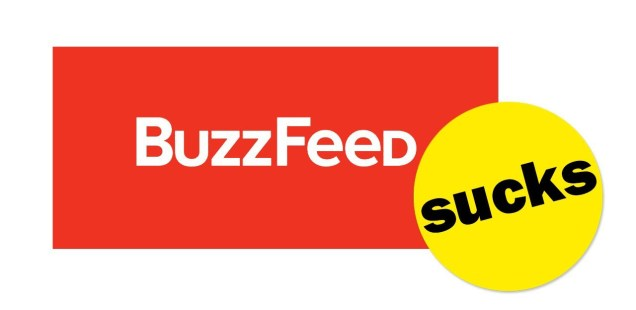 The Top Ten Reasons Buzzfeed Sucks