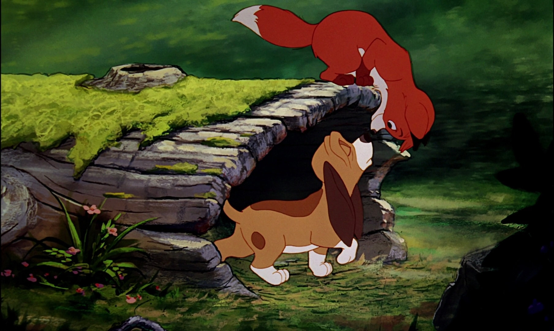 rewatching the fox and the hound shameless pop