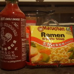 Tim's Kitchen Creations: Sriracha Ramen