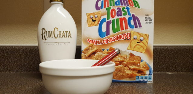Tim's Kitchen Creations: RumChata Toast Crunch